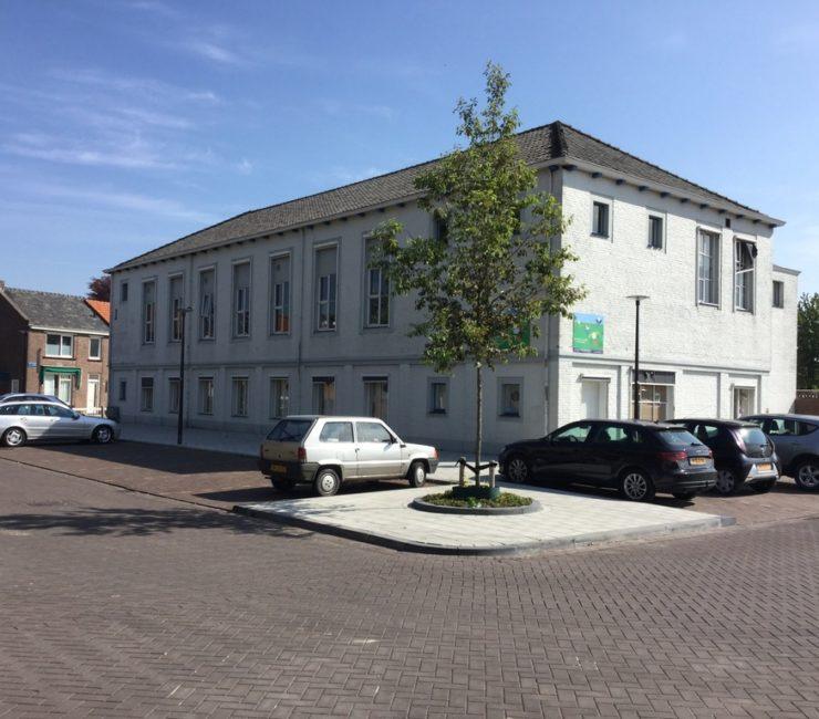 Werkruimte beschikbaar in het pittoreske Oostburg