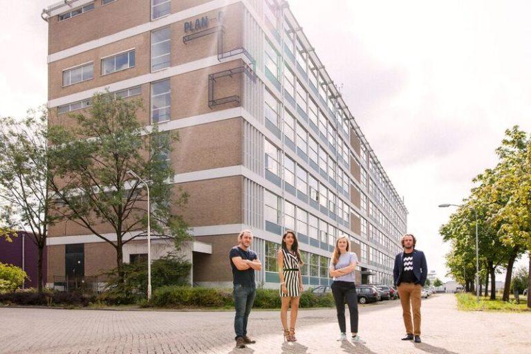 Werken in een inspirerende en creatieve omgeving in Eindhoven