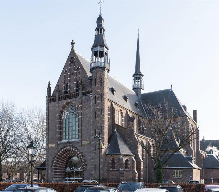 Prachtige locatie in Breda