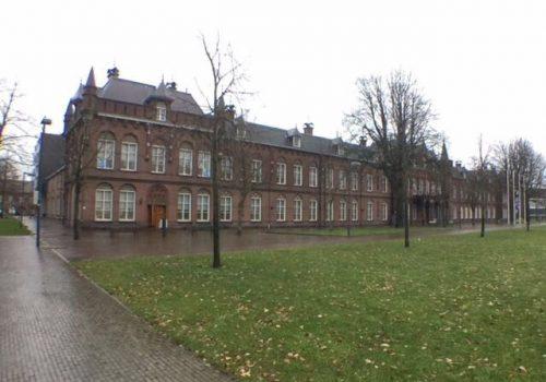 De Chassékazerne in Breda nu beschikbaar om tijdelijk te werken!