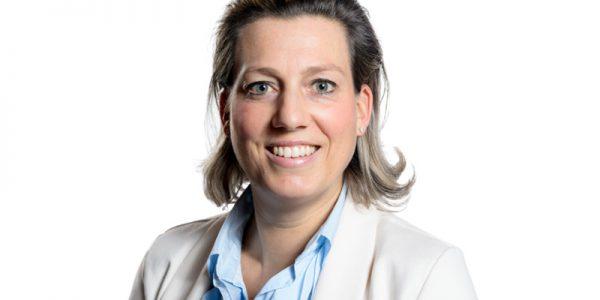 Salesmanager Saskia Strijbos stelt zich aan u voor