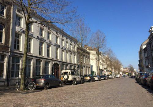 Monumentaal kantoorpand in Maastricht