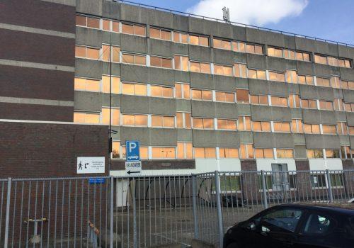 Werkruimte in Hoogvliet