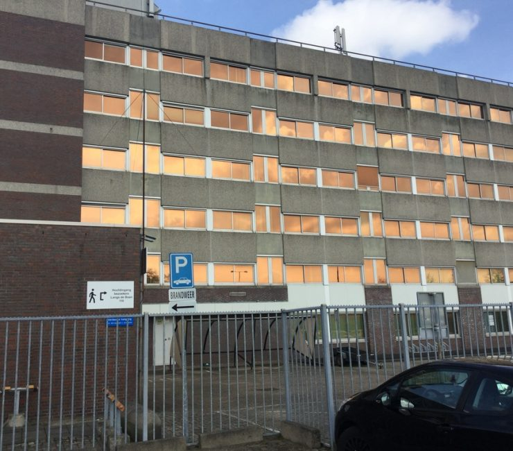 Kantoorlocatie in Hoogvliet