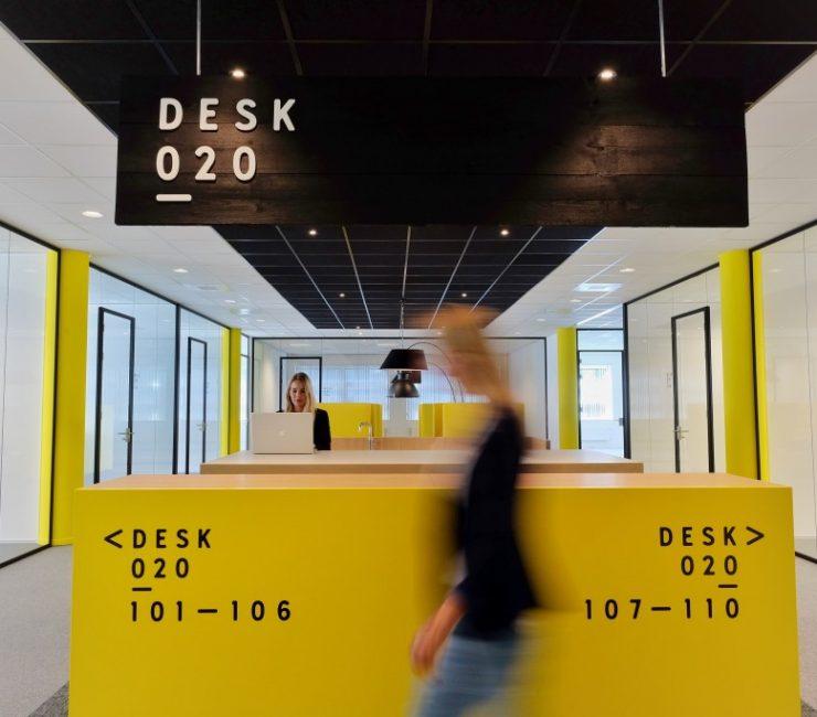Werken in een inspirerende omgeving in Amsterdam