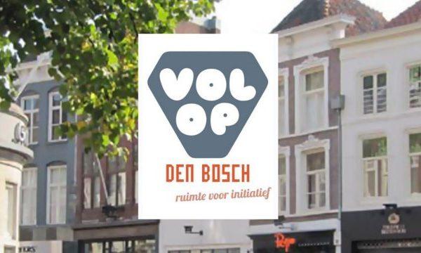 Creatieve initiatieven voor leegstaande winkelpanden in centrum 's-Hertogenbosch