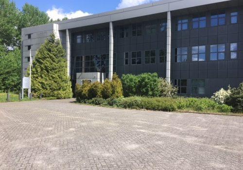 Unieke locatie in Breda