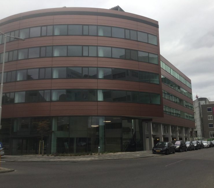 Werkruimte beschikbaar in Rotterdam