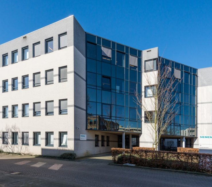 Representatieve kantoorruimte in Breda