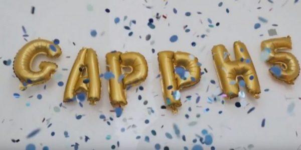 Vijf jaar Gapph