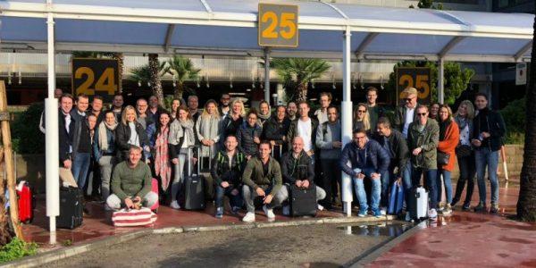 Vijf jaar Gapph is samen naar fantastisch Barcelona!