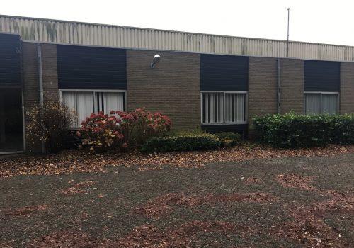 Multifunctioneel kantoorgebouw in Bergen op Zoom