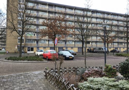 Woonruimte in Waalwijk