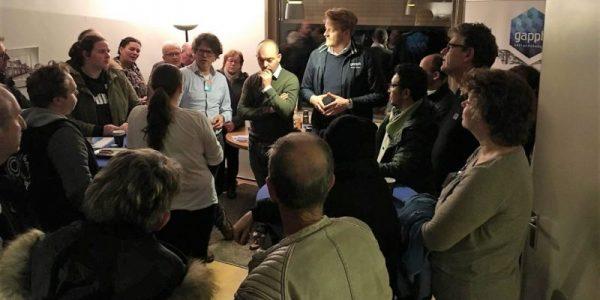 Inloopavond St. Josephwijk druk bezocht
