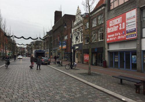 Kantoorruimte in Dordrecht