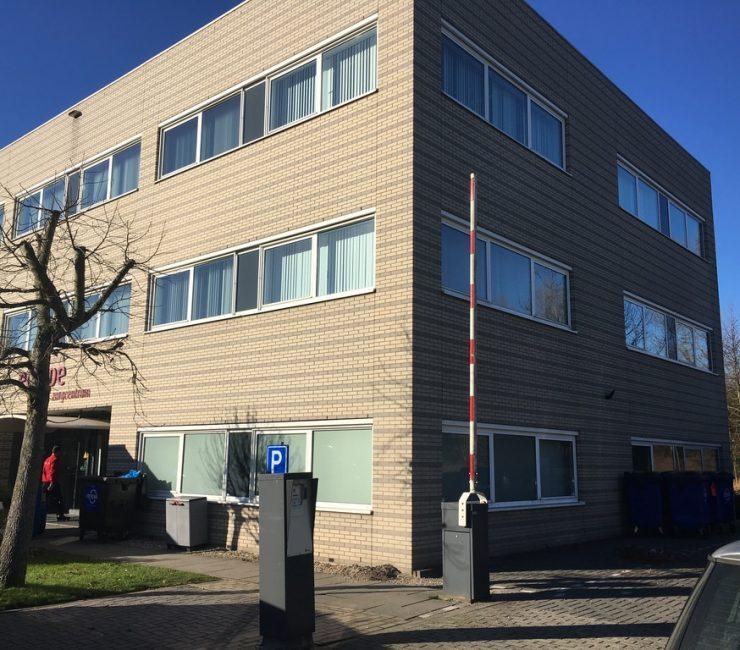Representatieve kantoorlocatie in Rotterdam