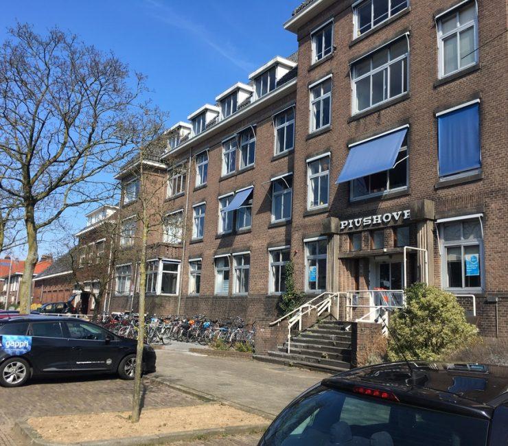 Mooie locatie nabij het centrum van Nijmegen