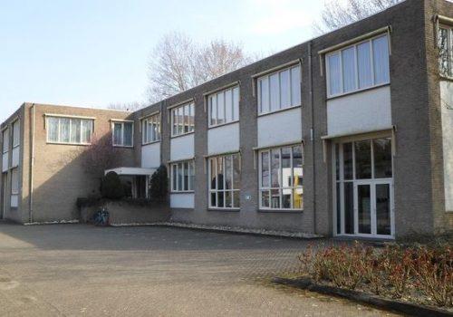 Wonen in een kantoorpand in Breda
