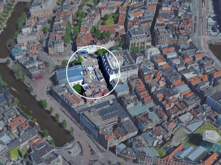 Kantoorruimte hartje centrum Amsterdam