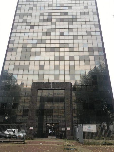 Kantoorpand in Den Haag