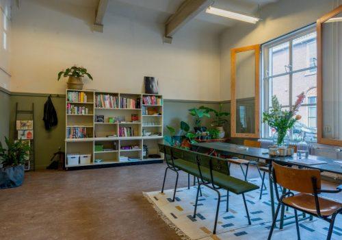 Werkruimte beschikbaar in Vlaardingen
