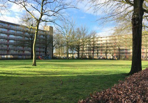 Appartementen in Waalwijk